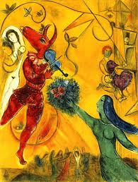 "Marc Chagall's ""The Dance"""
