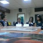 The Panel at Sderot Media Center