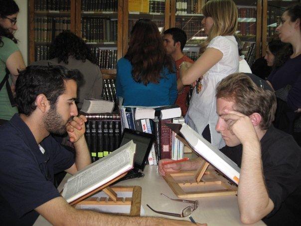 Studious Pardes Students