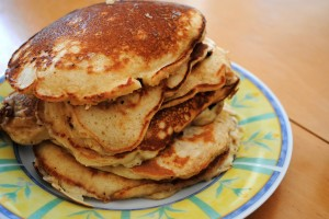 Snow day pancakes! Nom nom nom