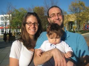 Sarah & Benny Levy