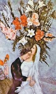 """Marc Chagall's """"Wedding"""""""