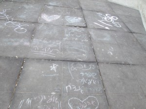 More Native Chalk Drawings