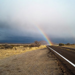 Desert Rainbow (Photo credit: andrewmalone)