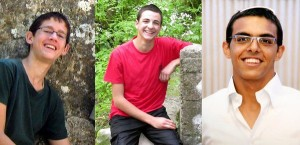 Naftali Fraenkel, Gilad Shaar and Eyal Yifrach